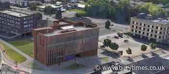 Huge new four-storey 'health innovation' complex to be built by Bury College - Bury Times