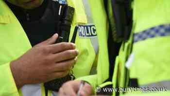 Three arrested after evading police in stolen car while possessing cannabis - Bury Times