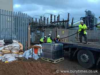 Electricity North West Smart Street scheme comes to Bury | Bury Times - Bury Times
