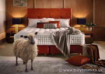 For a good night's sleep - choose natural - choose Prestige - Bury Times