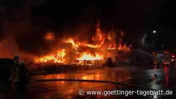 Hochhausbrand in Taiwan: Zahl der Toten steigt auf 46