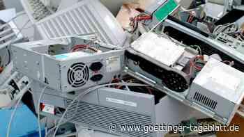 So viel Elektroschrott wie noch nie – weniger als ein Fünftel wird recycelt