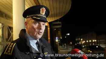 Attentat bei Oslo: Bogenschütze war im Fokus der Polizei