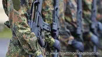 Durchsuchungen bei Bundeswehrsoldaten fördern Waffendepot zutage