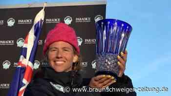 """Königin des Ärmelkanals"": Australierin bricht Weltrekord"