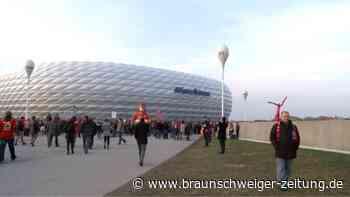 Stadien wieder voller: Massenhafte Rückkehr der Fans