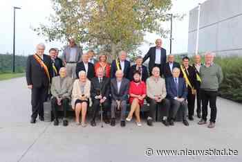 Pittem ontvangt ere-mandatarissen - Het Nieuwsblad