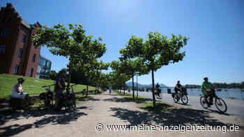 Rheinufer in Bonn wird zur Flaniermeile – so sehen die Entwürfe aus