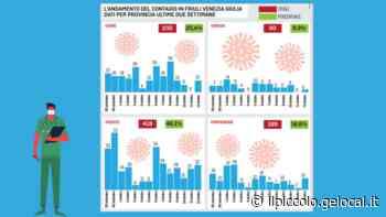 L'andamento della pandemia in Fvg: a Trieste più contagi di Udine e Pordenone insieme - Il Piccolo