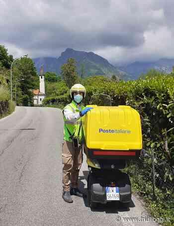 Fvg, a Udine e provincia lettere e pacchi viaggiano con mezzi green - Friuli Oggi