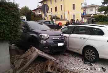 Udine, un ferito dopo lo scontro fra tre auto a Cussignacco - Friuli Oggi