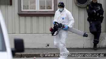 Bogenangriff in Norwegen - Polizei geht von Terrorismus aus