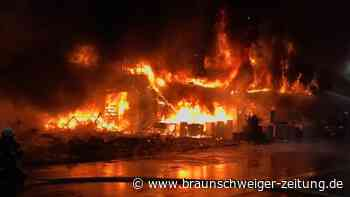 Fluchtwege versperrt: 46 Tote bei Hochhausbrand in Taiwan