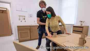 Neu entwickeltes Exoskelett unterstützt beinamputierte Menschen beim Gehen