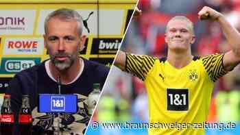 BVB: Hoffnung auf Haaland-Comeback steigt
