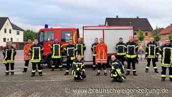 Acht Feuerwehrleute aus Ilsede und Lengede bestehen 1. Prüfung