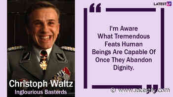 Hollywood News | ⚡On Christoph Waltz Birthday, Looking at 10 Movie Quotes of the Academy Award Winner! - LatestLY