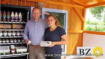 Hier finden Sie in Helmstedt Automaten mit regionalen Produkten
