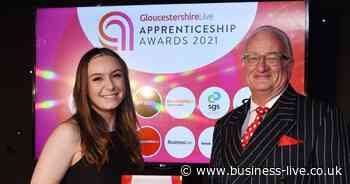 In pictures: The 2021 GloucestershireLive Apprentice Awards
