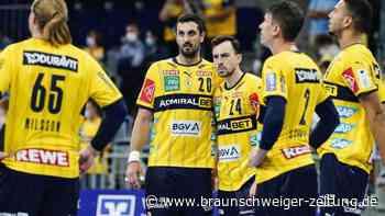 Corona-Fälle bei den Rhein-Neckar Löwen - Spiel verlegt