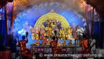 Hinduistische Feierlichkeiten in Indien: Zwischen Ausgelassenheit und Besorgnis