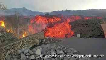 La Palma: Lava verschlingt ganze Landstriche