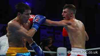 Men's World Boxing Championships: Niall Farrell in new-look England squad