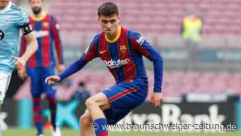 Eine Milliarde Euro Ablöse:Barça bindet Jungstar Pedri
