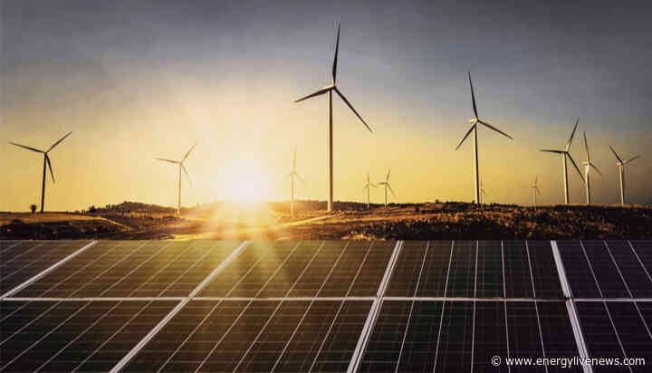 US infrastructure firm launches new renewable energy division