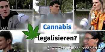 Sollte Cannabis legalisiert werden? Das denken die Menschen in Hannover