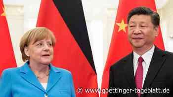 """Zweifelhafte Auszeichnung für Merkel in China: Xi nennt Kanzlerin """"alte Freundin"""" – in einer Reihe mit Castro und Lukaschenko"""