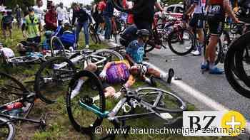 Tour de France: Bewährung für Sturz-Verursacherin gefordert