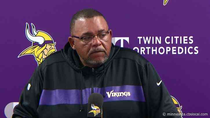 'I Know Things Can Be Better': Vikings Coach Andre Patterson Offers Inspiring Message After St. Paul Mass Shooting