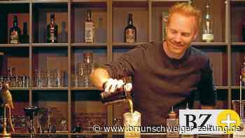 Die Bar hinter einer geheimen Tür in Braunschweig