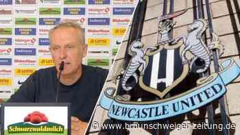 Newcastle-Übernahme: Streich mit großer Kritik und Unverständnis