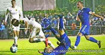 SG Mettlach-Merzig unterliegt 1. FC Saarbrücken im Fußball-Saarlandpokal - Saarbrücker Zeitung