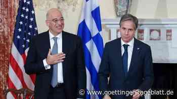 Athen rüstet gegen die Türkei auf: USA und Griechenland bauen militärische Kooperation aus