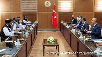Taliban treffen türkischen Außenminister: Enge Zusammenarbeit mit der Türkei angekündigt
