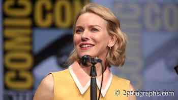 Naomi Watts Stuns In Blood-Splattered Lingerie, Gwyneth Paltrow Reacts - 2paragraphs Buzz