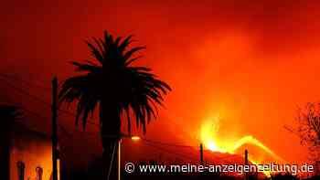 Vulkanausbruch auf La Palma: Erdbeben und Ascheregen - Vulkantrichter übergelaufen