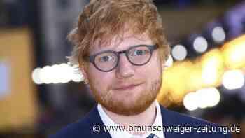 Ed Sheeran will Elton John auf Platz eins hieven