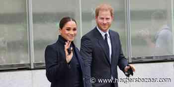 El príncipe Harry y Meghan Markle dan el salto al negocio de la inversión (sostenible) - Harpers Bazaar