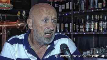 """Manetti: """"Hay muchos jugadores para dar el salto en Colón"""" - UNO Santa Fe"""
