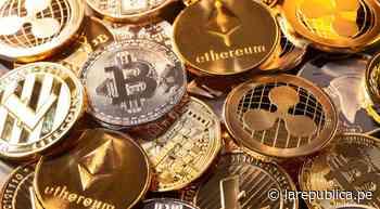 Bitcoin pegó el salto y se cotizó por encima de los US$ 57.000 al cierre del martes 12 - La República Perú