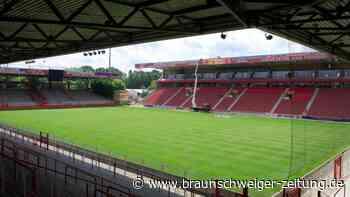 Klarheit für Union: Keine 18.000 Zuschauer im Stadion
