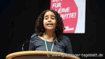 """Grüne-Jugend-Sprecherin Heinrich will in der Öffentlichkeit bleiben:Sonst """"hätte Shitstorm Ziel erreicht"""""""