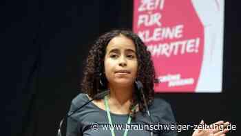 Sarah-Lee Heinrich will in der Öffentlichkeit bleiben