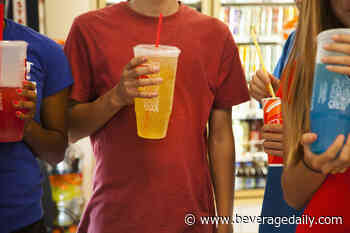 'Significant reduction' in consumer calories from beverages in the US