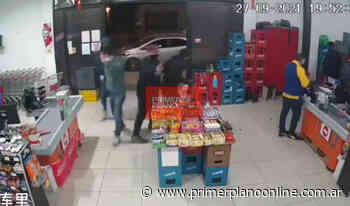 Hay un detenido por el robo al supermercado chino en Merlo: su cómplice está prófugo - PRIMER PLANO ONLINE