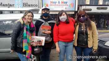 Merlo: sucia estrategia del PJ para que no entren concejales del Frente de Izquierda - Prensa Obrera